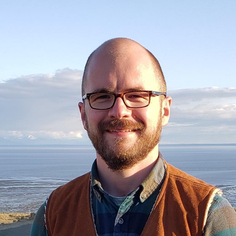 A photo of Luke Borland